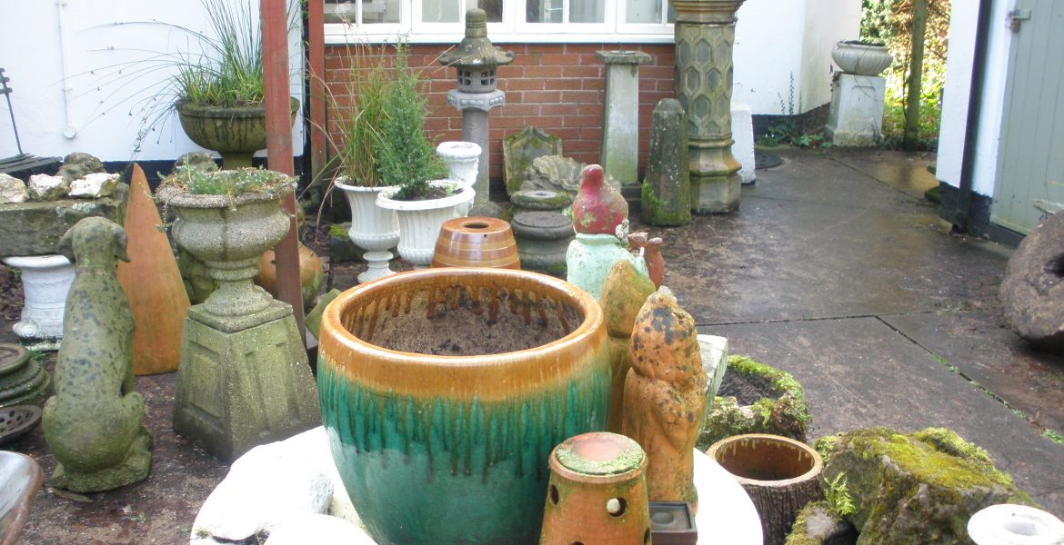 Additional Sale of Garage, Garden and Outside Effects from recent house clearances Saturday 26th June 2021 10.00am