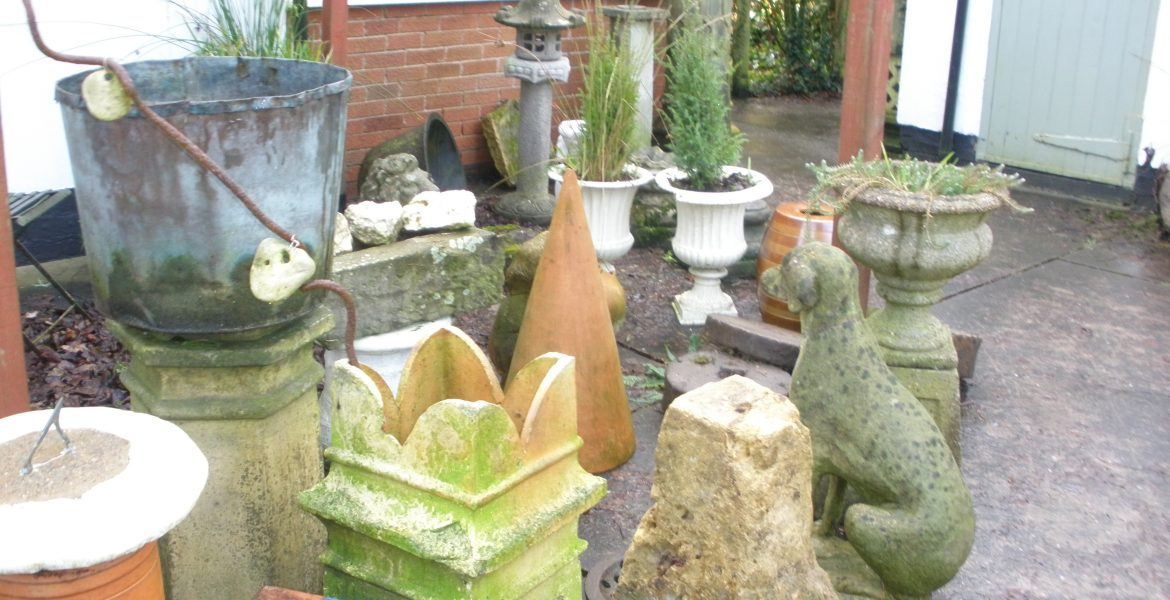 Additional sale in our Northgate Auction rooms of Garage, Garden and Outside Effects from recent house clearances Saturday 8th May 2021 at 10.00am