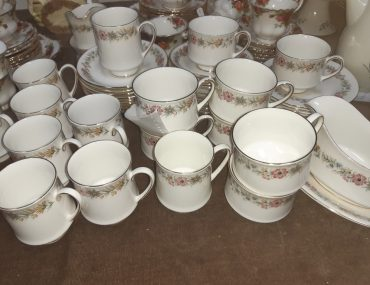 Sale of 500 lots of general household furniture and miscellaneous house clearance effects 8th July 2021