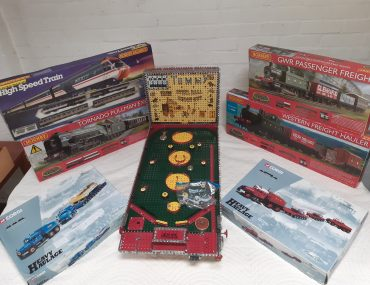 Mid/late 20th century toys, trains, die-cast models, dolls and related juvenalia 17th July 2021